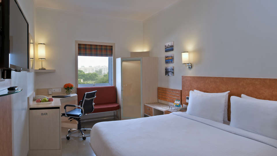 Superior Rooms Nirwana Hometel Jaipur II