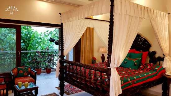 Superior Rooms_Shaheen Bagh Resort_Stay In Dehradun 4