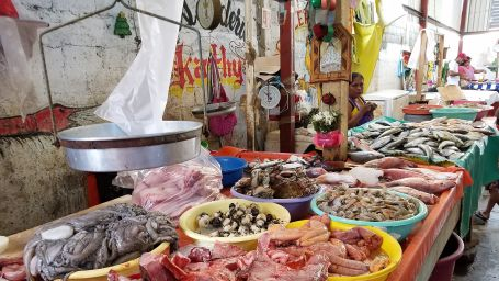 Mercado Central Zihuatanejo