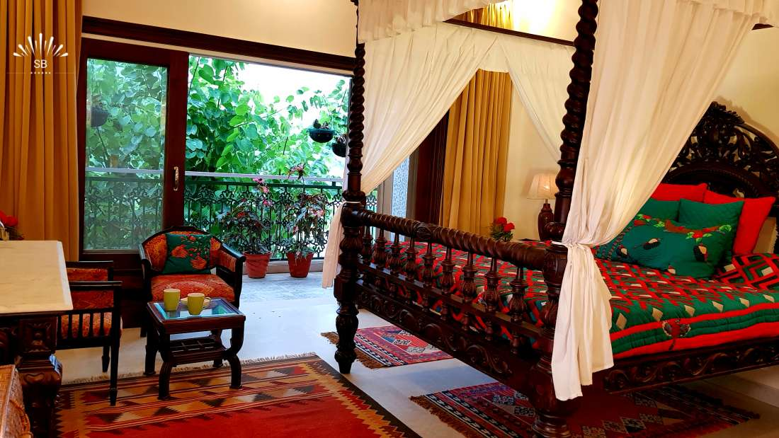 Superior Room at Shaheen Bagh 2