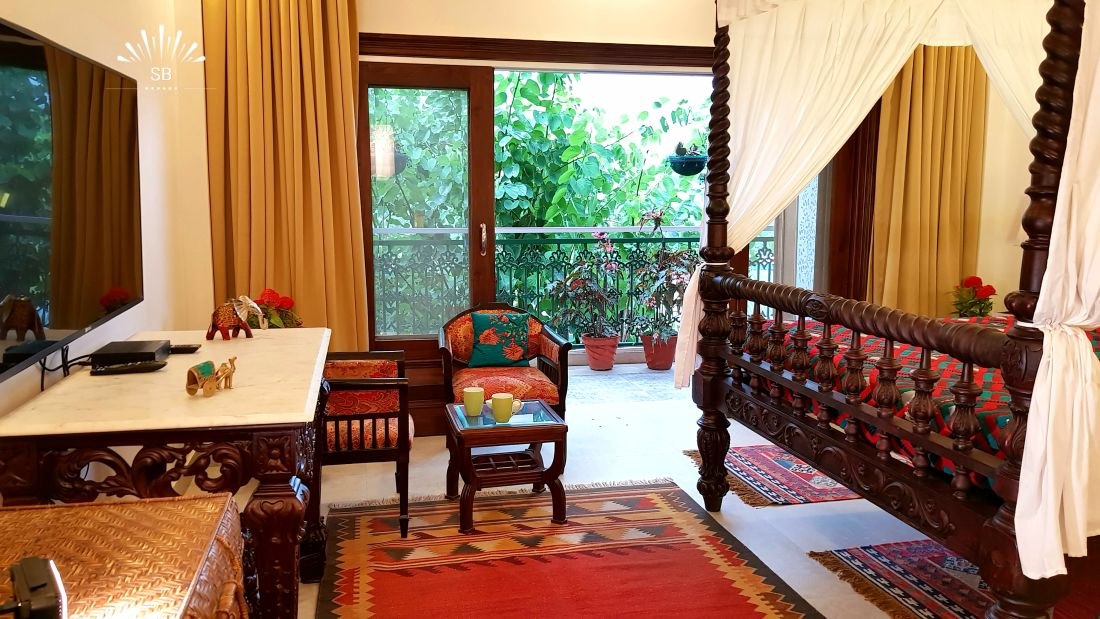 Hill View Room Rooms_Shaheen Bagh Resort_Stay In Dehradun 1