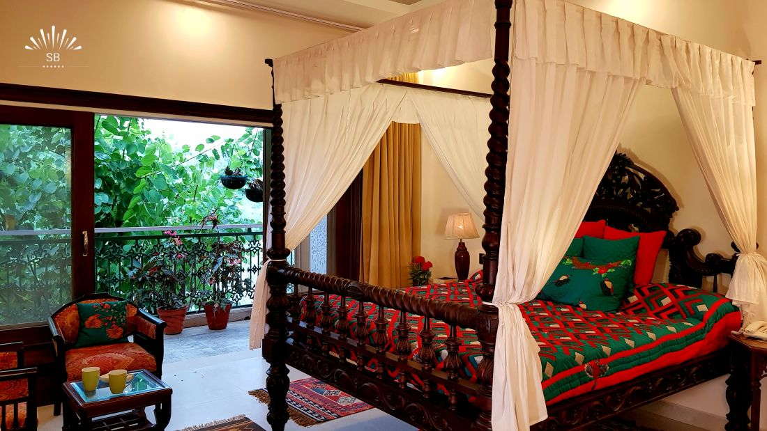 Hill View Room Rooms_Shaheen Bagh Resort_Stay In Dehradun 4
