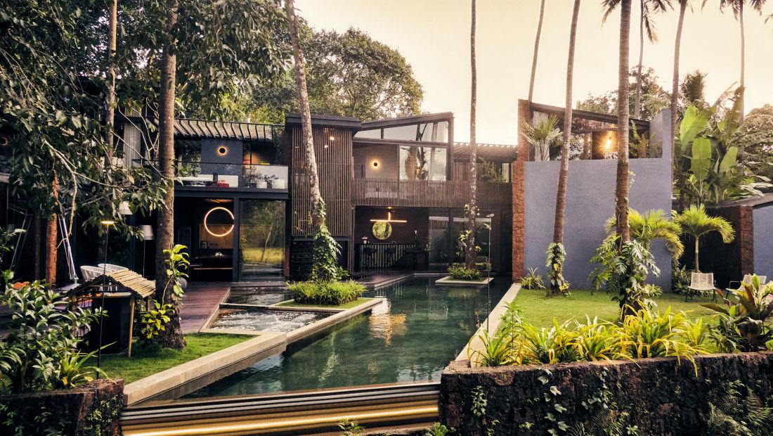 Villa in Goa Calangute
