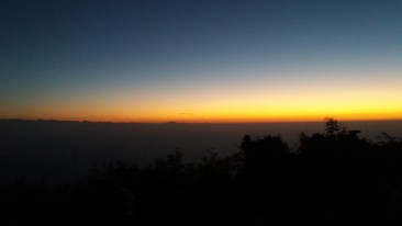 Sun rise Summit Hermon Resort and Spa Darjeeling