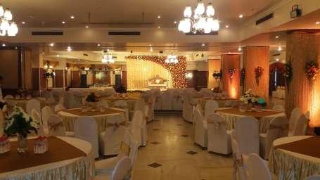 Senator Banquet Hall Hotel Kanha Shyam Prayagraj