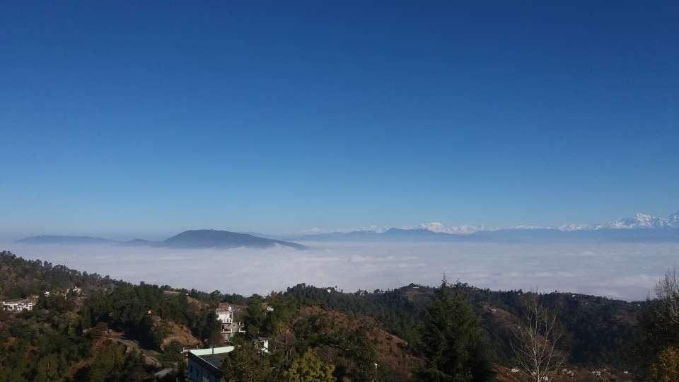 Ojaswi Himalayan Resort, Mukteshwar Nainital 20160221 083729