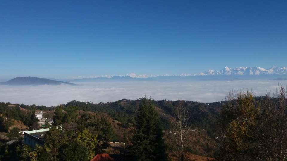 Ojaswi Himalayan Resort, Mukteshwar Nainital 20160221 083801