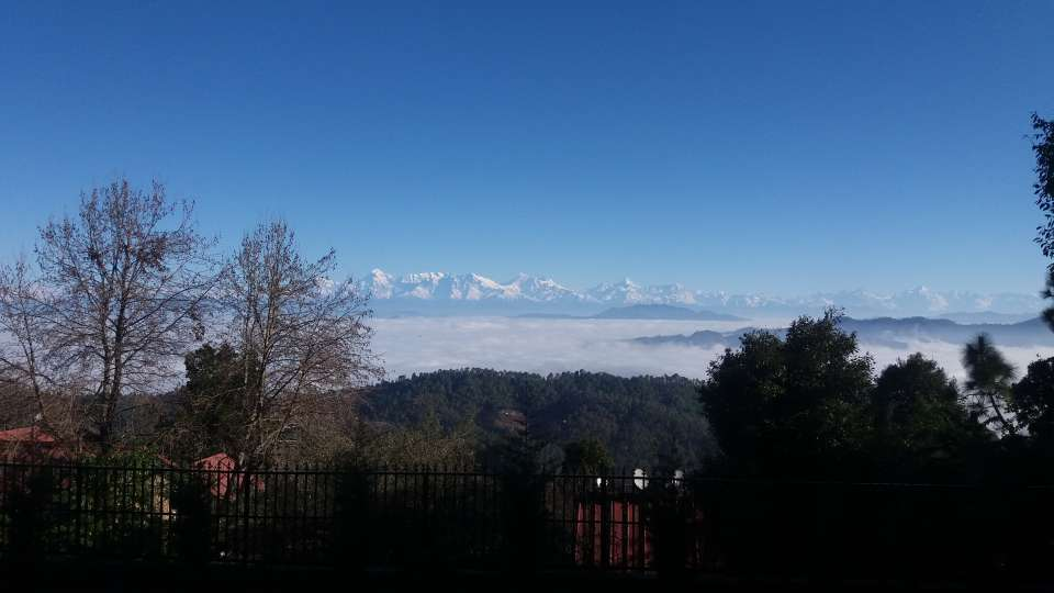 Ojaswi Himalayan Resort, Mukteshwar Nainital View From Ojaswi Himalayan Resort 1 Mukteshwar 2