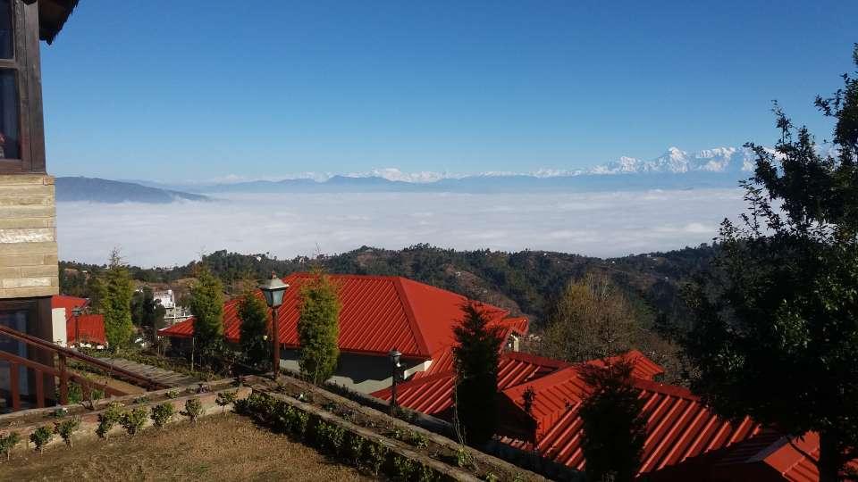 Ojaswi Himalayan Resort, Mukteshwar Nainital View Ojaswi Himalayan Resort Mukteshwar 2