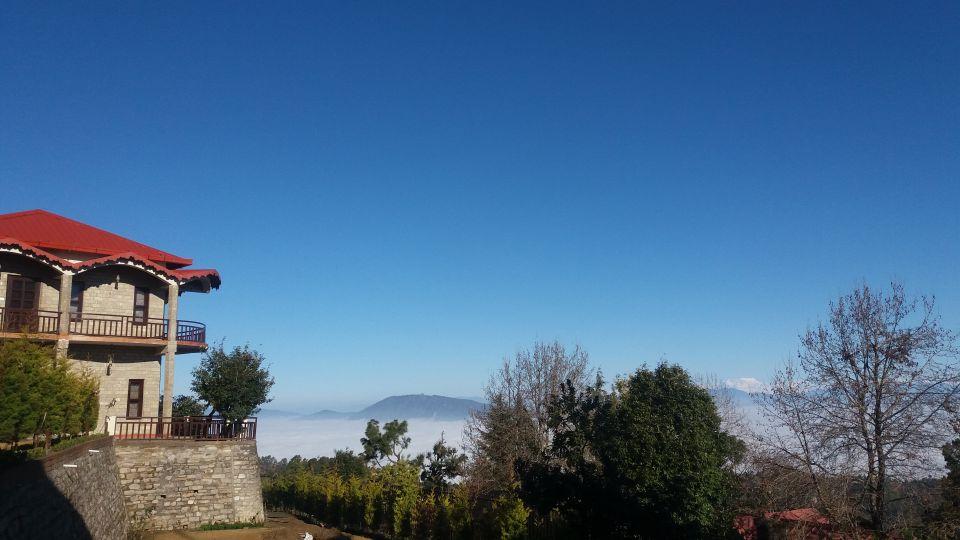 Ojaswi Himalayan Resort, Mukteshwar Nainital View From Ojaswi Himalayan Resort 1 Mukteshwar 1