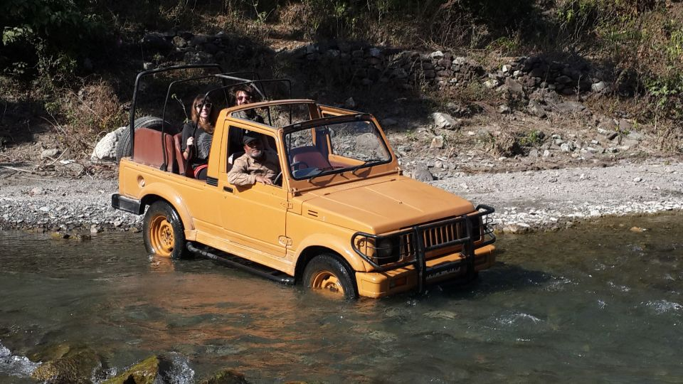 Ride on to Adventure at Wild Brook Retreat, Rajaji National Park