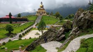 Buddha Park Namchi