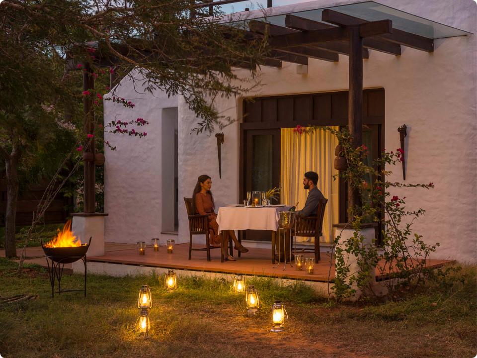 Bandipur Romantic Dinner