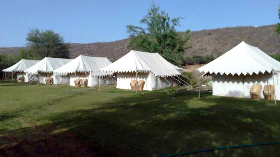 Tents Bunker Tao Experience Jaipur 1