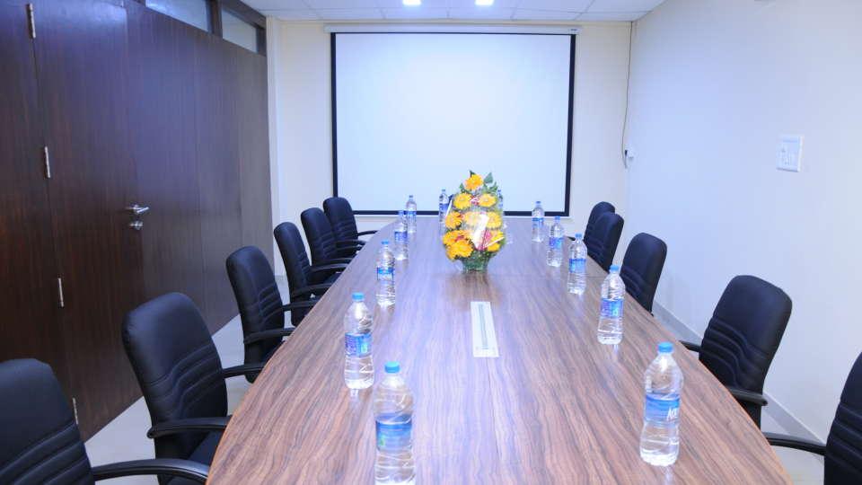 Maple Suites Serviced Apartments, Bangalore Bangalore Conference Hall 1 Maple Suites Serviced Apartments Bangalore