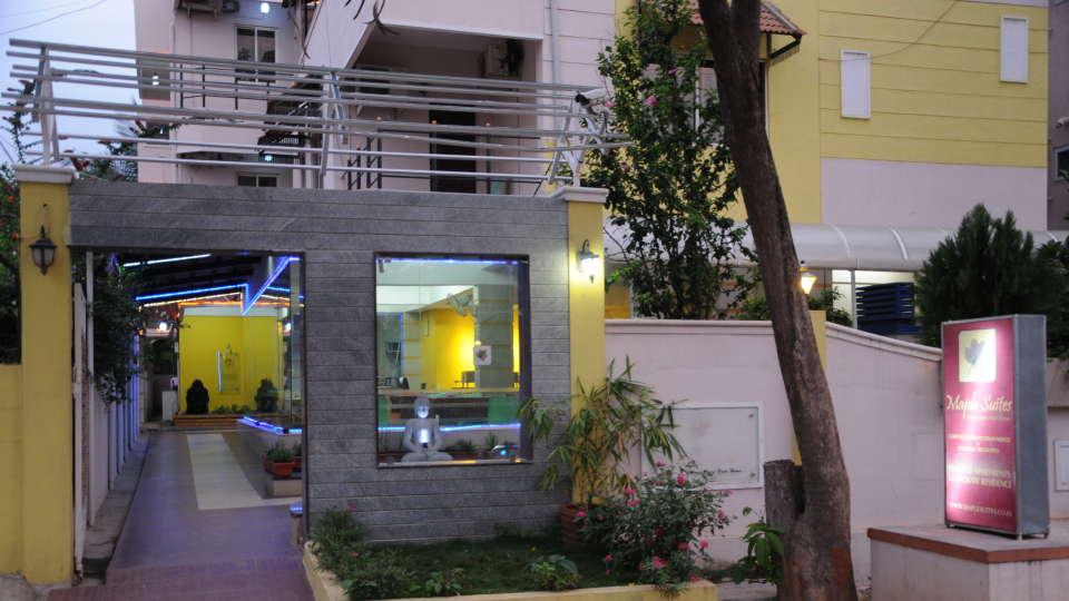 Maple Suites Serviced Apartments, Bangalore Bangalore Exterior Maple Suites Serviced Apartments Bangalore