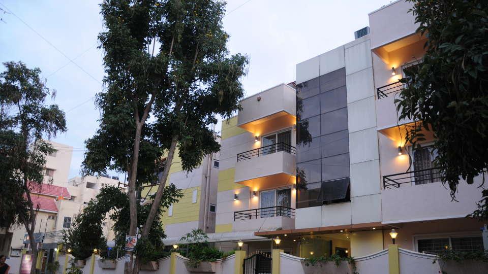 Maple Suites Serviced Apartments, Bangalore Bangalore Facade 2 Maple Suites Serviced Apartments Bangalore