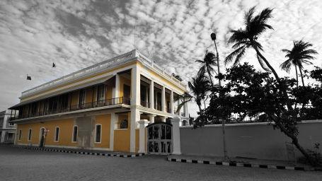 French Consulate  Pondicherry