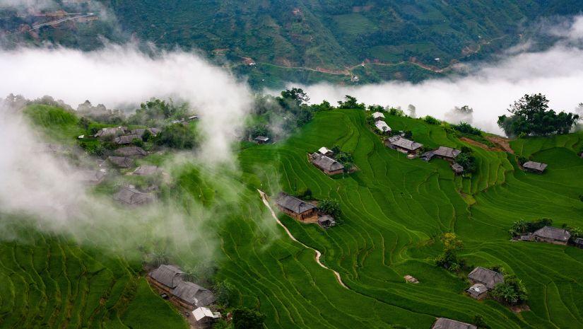 Dharamsala Resort, Luxury Resort In Dharamsala, Rooms in Dharamsala, Dining in Dharamsala, places of interest in Dharamsala, suites in Dharamsala, Adivaha Dharamsala  beatiful-landscape-bird-s-eye-view-daylight-2831299