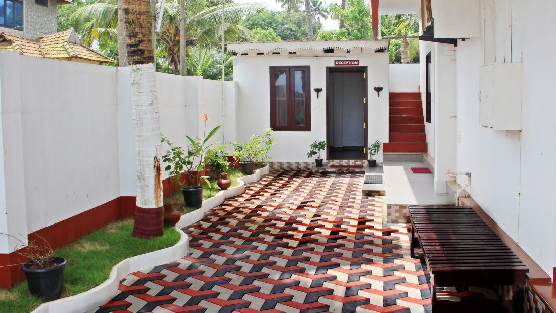 Hotels In Cherai, Sapphire Club Cherai Beach Villa, Cherai Hotel 7