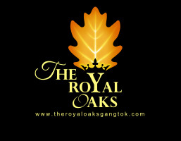 The Royal Oaks Hotel, Gangtok Gangtok Main Logo The Royal Oaks Hotel Gangtok