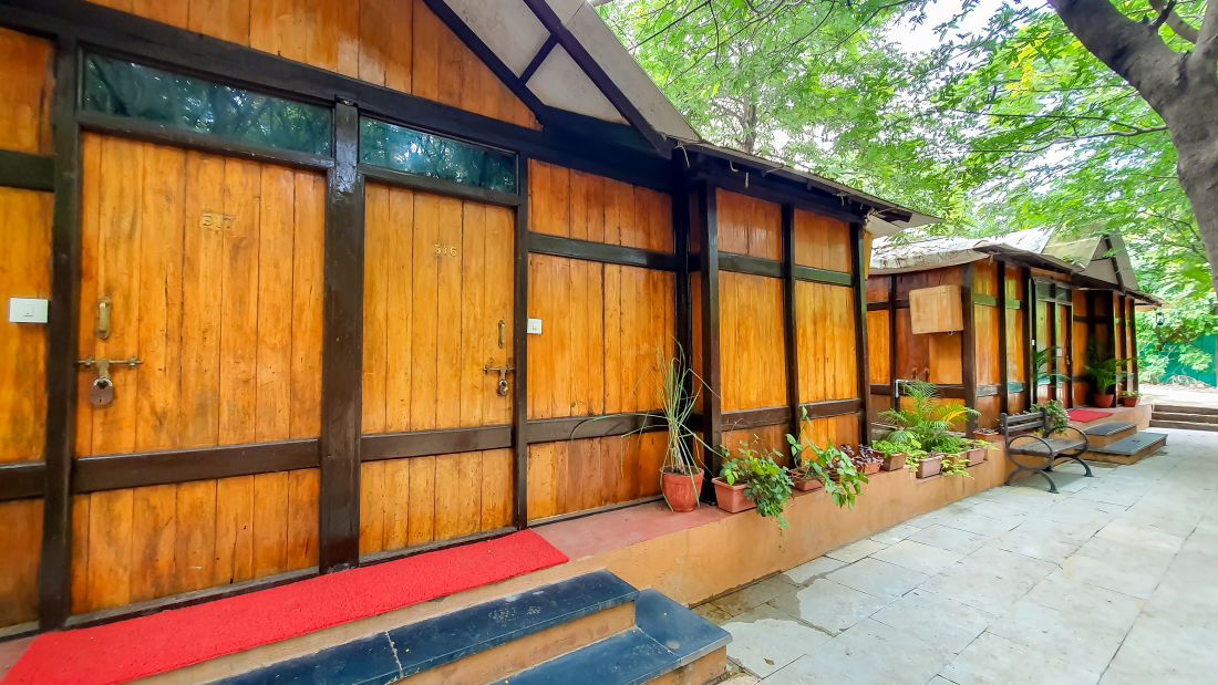 Neem Forest Cottages 1