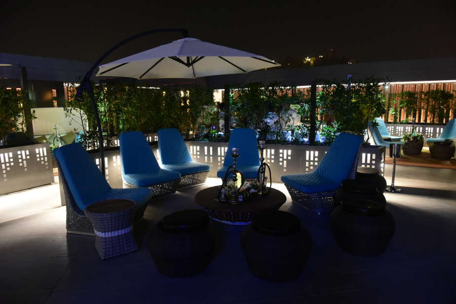 alt-text Silent Disco in Lucknow, Levana Suites, Elev8 8