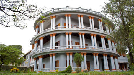 Fort Abode Apartments, Fort Kochi Cochin Hill palace Museum azx0kh