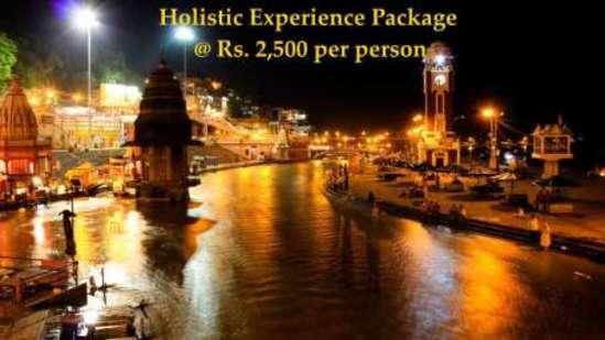The Haveli Hari Ganga Haridwar holisti experience
