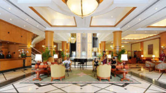 The Orchid Hotel Mumbai Vile Parle - 5 Star Hotel near Mumbai Airport