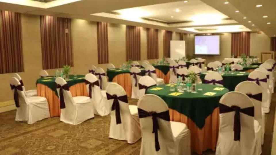 The Orchid Bhubaneshwar - Odisha Bhubaneshwar Topaz Conference Room at The Orchid Bhubaneshwar - Odisha