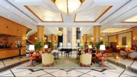 The Orchid Hotel Mumbai Vile Parle - luxury Hotel near Mumbai Airport