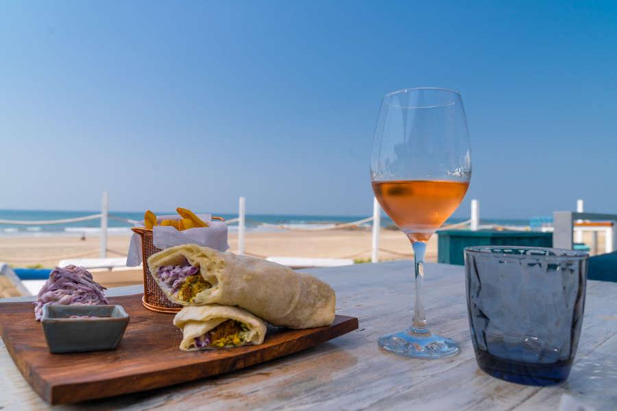 alt-text Resort in Morjim, Living Room Beach Resort, Goa, Morjim Resort 7