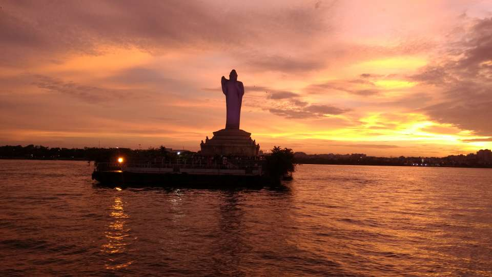 Hussain Sagar, Lake Aditya Hometel Hyderabad,  best hotels in hyderabad