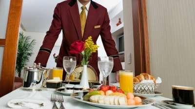 Manvin Hotels  room service