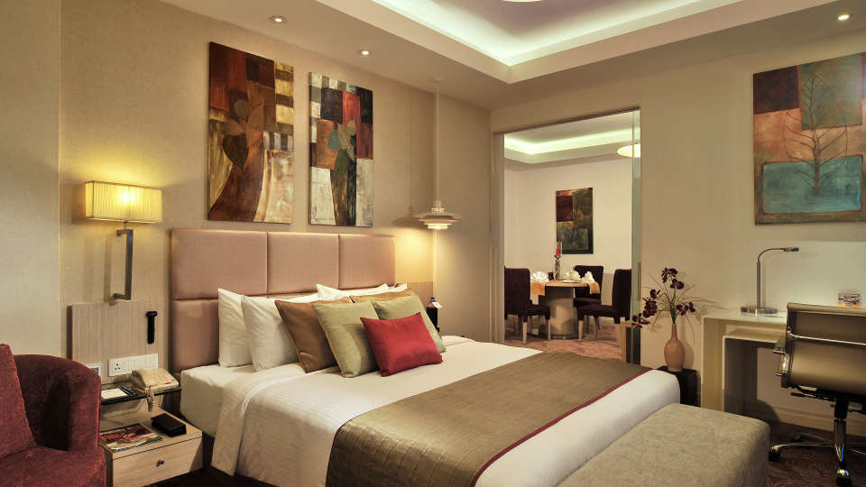 Premium Rooms at Hotel Park Plaza, Faridabad - A Carlson Brand Managed by Sarovar Hotels, Faridabad Hotels