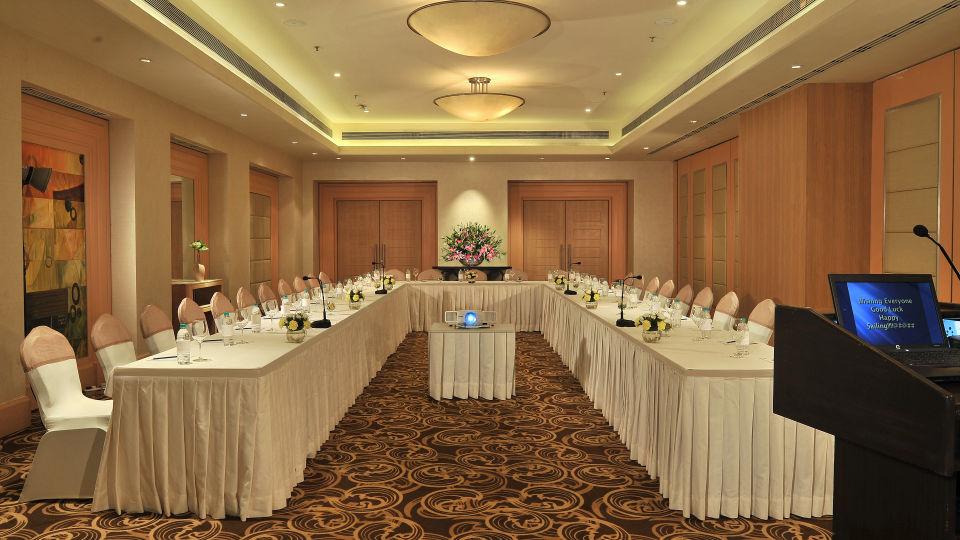 Banquet Hall at Hotel Park Plaza, Faridabad - A Carlson Brand Managed by Sarovar Hotels, Best Hotels  in Faridabad