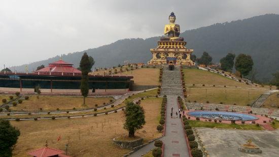 Namchi Monastery