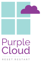 Purple Cloud Hotels  Purple Cloud logo