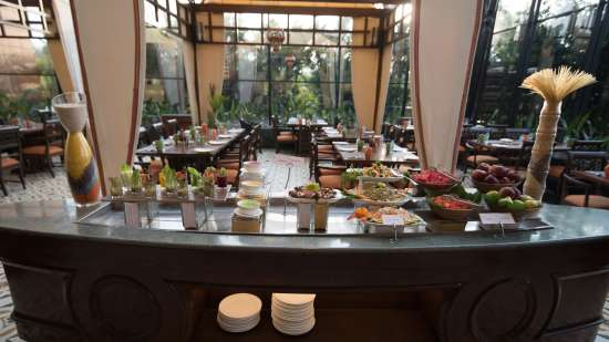 Restaurant The Orchid Hotel Pune 20