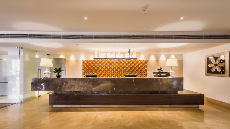 Hotel TGI Grand Fortuna, Hosur Hosur Reception Counter Hotel TGI Grand Fortuna Hosur