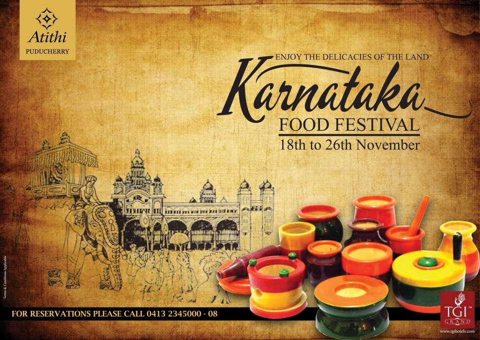 Karnataka food festival