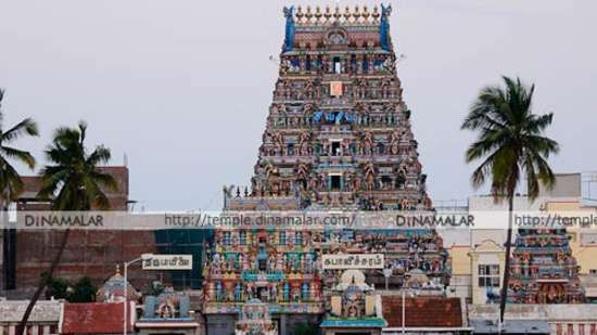 Kapaleeswarar Temple Chennai, near Ambassador Pallava, Hotels near US Consulate in Chennai