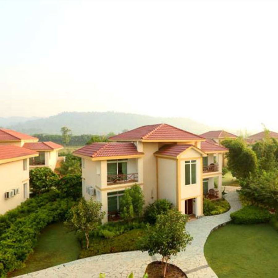 Spend the Night in the Best Resort of Jim Corbett, Resort De Coracao