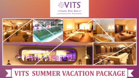 VITS Bhubaneswar Hotel Bhubaneswar BBSR Summer Package