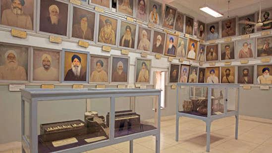 Central-Sikh-Museum, Amritsar, Evoke Avaas Lifestyle