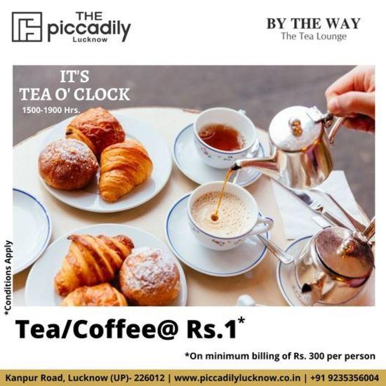 Its Tea O Clock