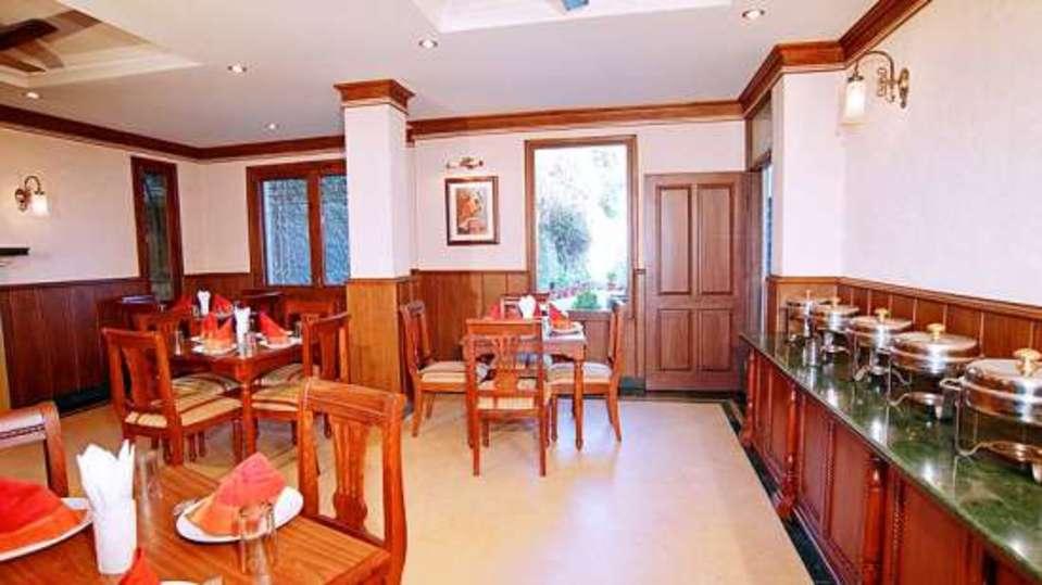 Sun n Snow Inn Hotel Kausani Kausani Restaurant Sun n Snow Inn Hotel Kausani Hotels in Uttarakhand 2 222 2