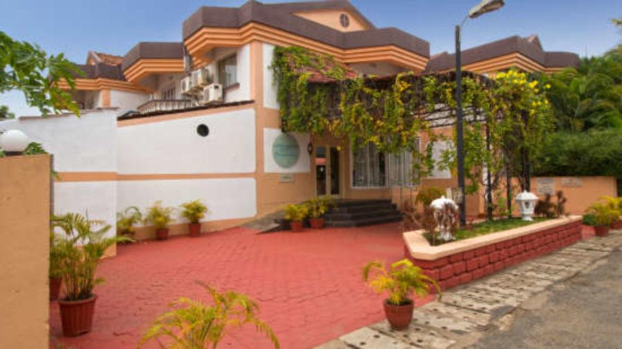 Lotus Eco Beach Resort Benaulim Goa