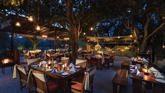 Under The Jamun Tree-Restaurant in Bhopal-Jehan Numa Retreat  Luxury Hotels in Bhopal 9 1